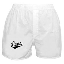 Lena, Retro, Boxer Shorts