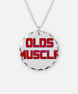 Olds Muscle! Necklace