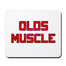 Olds Muscle! Mousepad