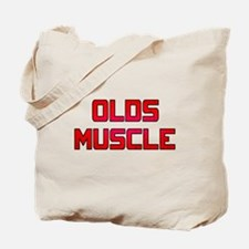 Olds Muscle! Tote Bag