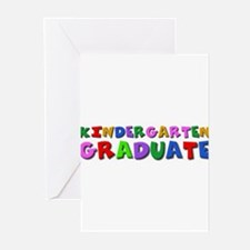 Cute Pre school graduation Greeting Cards (Pk of 20)