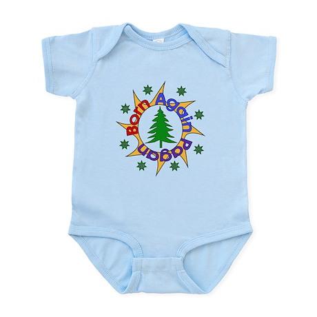 Born Again Pagan Infant Bodysuit