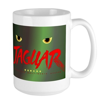 Atari Jaguar Original Coffee Mug Only Available Here! Do The Math and Buy One Today!