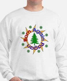 Born Again Pagan Sweatshirt