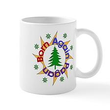 Born Again Pagan Mug