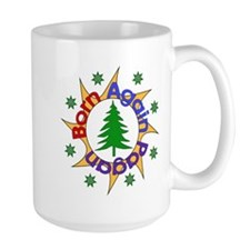 Born Again Pagan Mug