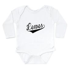 Lewes, Retro, Body Suit