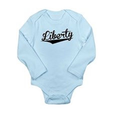 Liberty, Retro, Body Suit