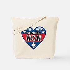Heart Wonder Mom Mother's Tote Bag