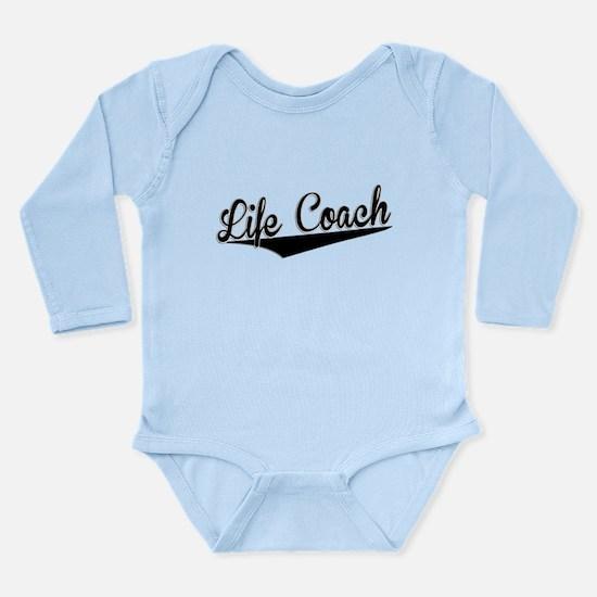 Life Coach, Retro, Body Suit