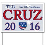 Cruz yard signs Yard Signs