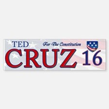 Ted Cruz 2016 Bumper Bumper Sticker