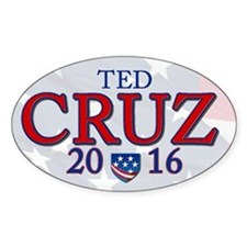 Ted Cruz 2016 Decal