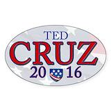 Ted cruz for president bumper sticker 10 Pack