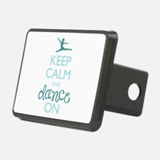Keep Calm and Dance On Hitch Cover