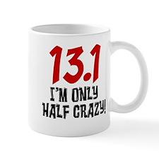 13.1 Half Crazy Mugs
