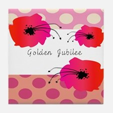Jubilee Tile Coaster