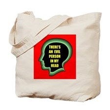 EVIL INSIDE Tote Bag