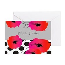 Golden Jubilee 3 Greeting Cards