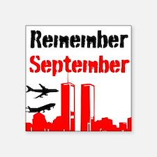Remember September Sticker