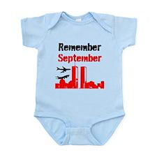 Remember September Body Suit
