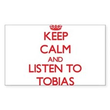 Keep Calm and Listen to Tobias Decal