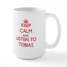 Keep Calm and Listen to Tobias Mugs