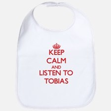 Keep Calm and Listen to Tobias Bib