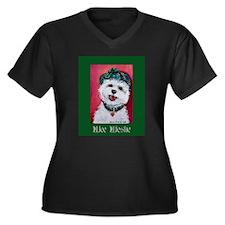 Wee Westie Plus Size T-Shirt