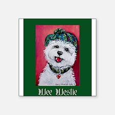 Wee Westie Sticker