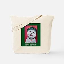 Wee Westie Tote Bag