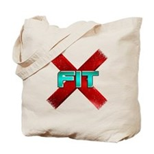 Cross Fit Workout! Tote Bag