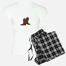 Cowboy Boots Pajamas