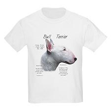 White Bull Terrier T-Shirt