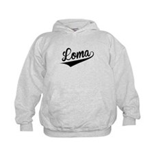 Loma, Retro, Hoodie