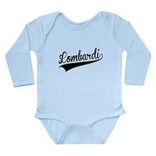 Lombardi, Retro, Body Suit
