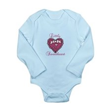 Little Sweetheart Body Suit
