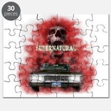 Supernatural Road to Redemption Revised Puzzle