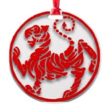 Shotokan Tiger Ornament