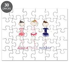 dance team member Puzzle