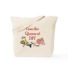 Queen of D.I.Y. Tote Bag