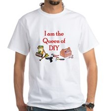 Queen of D.I.Y. Shirt