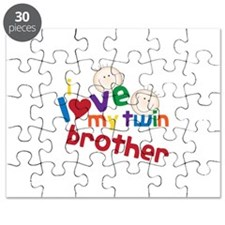 i love my twin brother Puzzle
