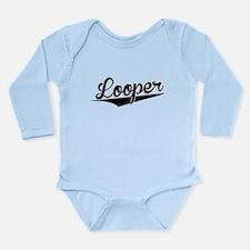 Looper, Retro, Body Suit