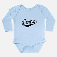 Lorne, Retro, Body Suit
