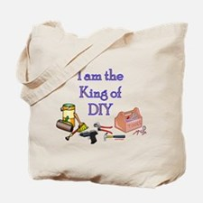 King of D.I.Y. Tote Bag