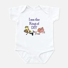 King of D.I.Y. Infant Bodysuit