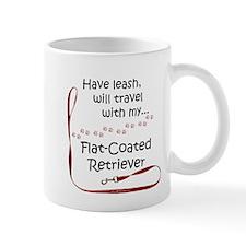 Flat-Coat Travel Leash Coffee Mug
