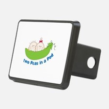 two peas in a pod Hitch Cover