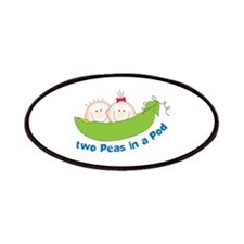 two peas in a pod Patches